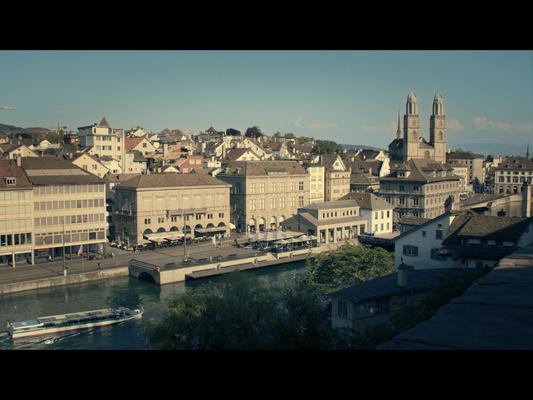 """""""Zürich-Krimi: Borchert und die letzte Hoffnung"""" (© Max Knauer)"""
