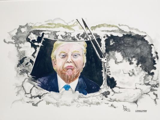 Shutdown durch Präsident Trump