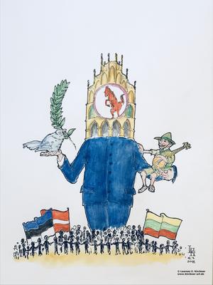 Westfälischer Friedenspreis 2018