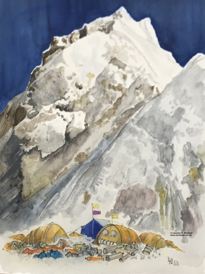 Mount Everest, 24. Besteigung