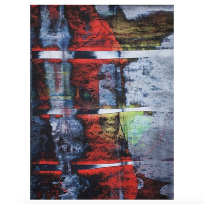 new red thing (28x40, #199/2019)