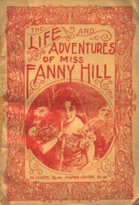 """Englische Ausgabe des Romans """"Fanny Hill"""""""