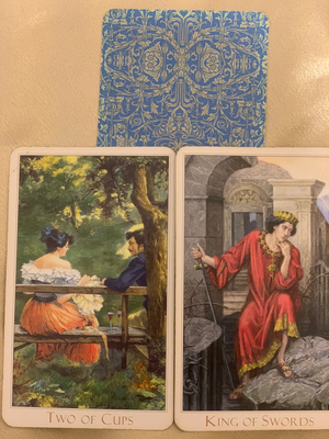 THE VICTORIAN ROMANTIC TAROT