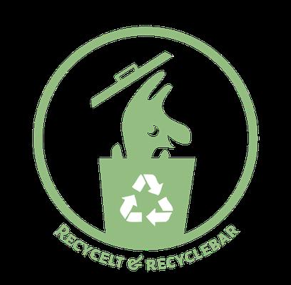 Recycelt & Recyclebar