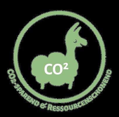 CO2-Sparend & ressourcenschonend