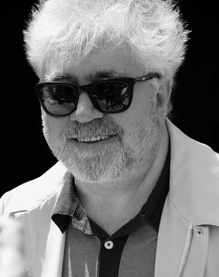 Pedro Almodovar by Marco Marezza