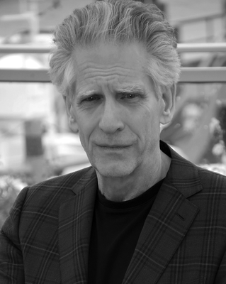 David Cronenberg by Marco Marezza