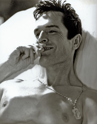 Rupert Everett by Marco Marezza