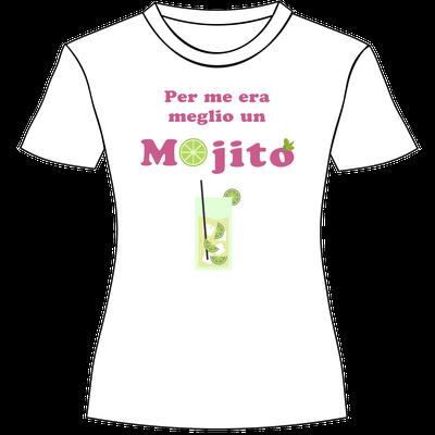 Maglietta personalizzata per gli amici della sposa per la festa di addio nubilato