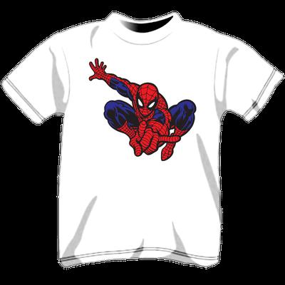 Maglietta personalizzata per bambini - Spider-Man - Uomo Ragno