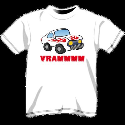Stampa maglietta personalizzata per bambini