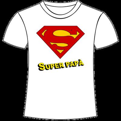 T-shirt personalizzata con stampa per festa del papà o compleanno papà