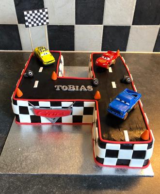 race auto taart