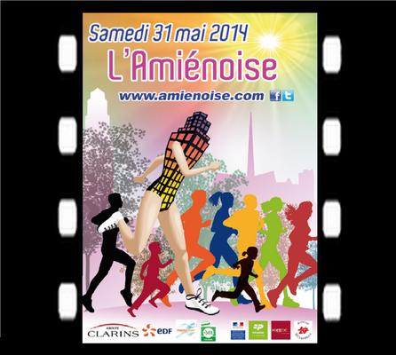 Amiénoise 2014 (Amiens - dép80 - 10km femmes - Sam31/05/2014)
