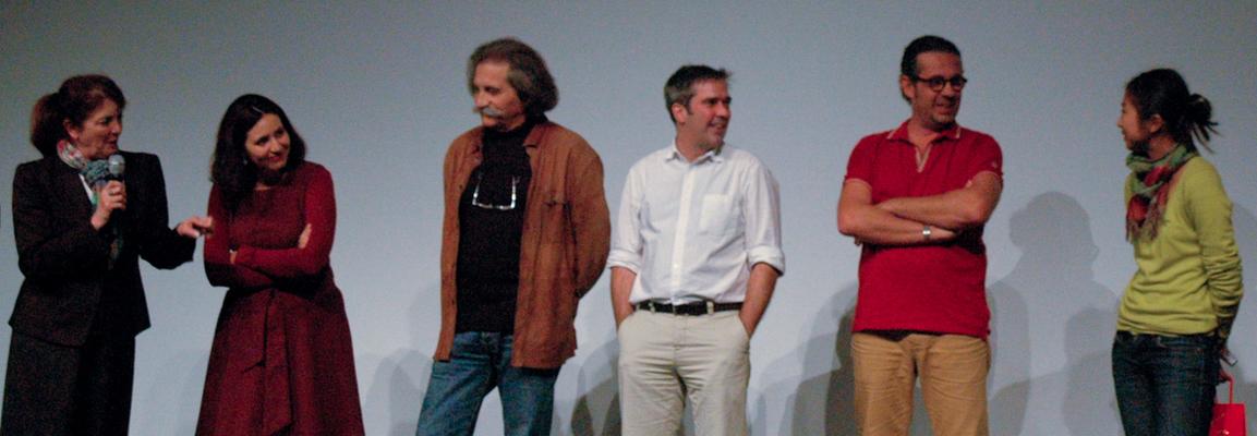 Sampiero Sanguinetti et Arnaud Dommerc