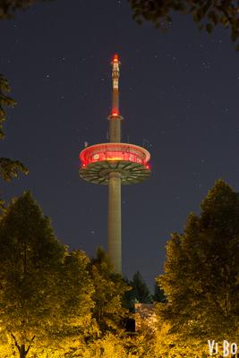 Regensburger Fernsehturm.