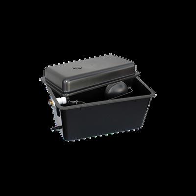 Bac régulateur - Avec sortie 10 mm et entrée 1/2