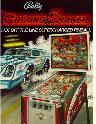 "Flyer ""Nitro Ground Shakers"""