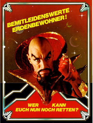 """Flash Gordon"" von Bally"
