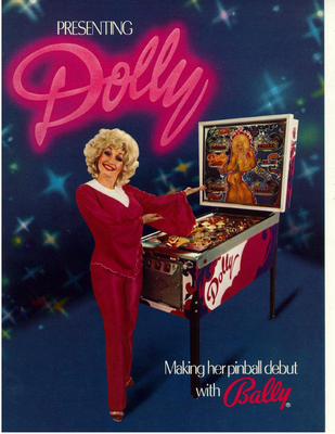 """Dolly Parton"" von Bally"