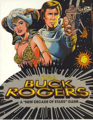 """Flyer """"BuckRogers"""" Seite 2"""