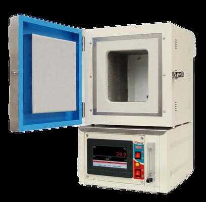 TE-M20ACPG Muflas de atmósfera controlada para temperaturas de 1,100 °C, 10 Litros