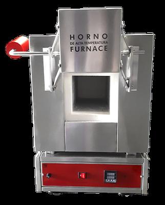 M51140 Mufla digital de laboratorio para temperaturas hasta 1,200ºC, 22 litros.