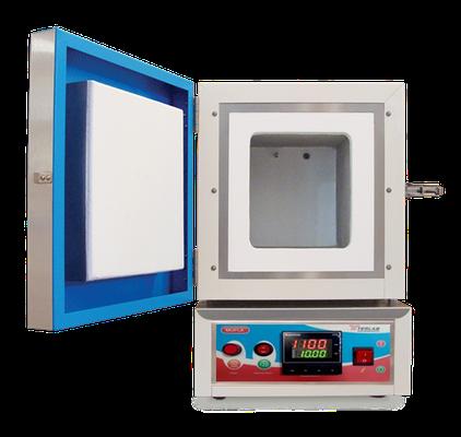 TE-M30D Mufla para temperaturas de 1,200 °C, 12 Litros. Terlab