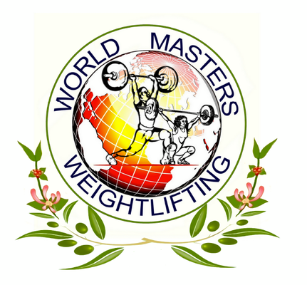 Logo Weightlifting Championships Heinsheim/Germany
