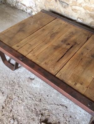 Table Basse Palette Sncf 120 Vente Mobilier Et Meuble