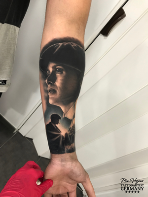 peaky blinders thomas shelby tattoo