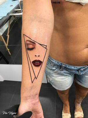 gesicht tattoo schema