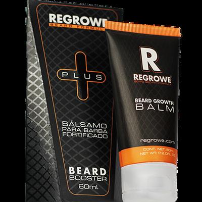 balsamo para barba regrowe