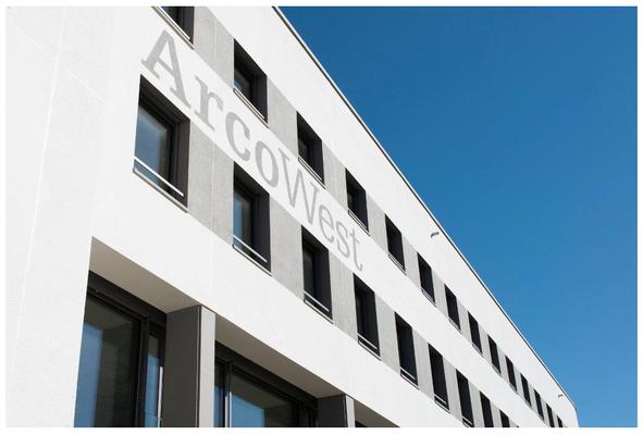 ArcoWest Namensfindung für Gewerbe- und Bürokomplex