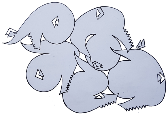 PAT23 - Graffiti Sketch Simplestyle - Fineliner