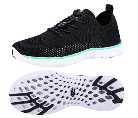 Black/Aqua : NQ10: $95 :  Women's Sizes
