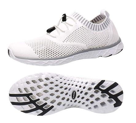 Flyknit , White : NQ19 : $90