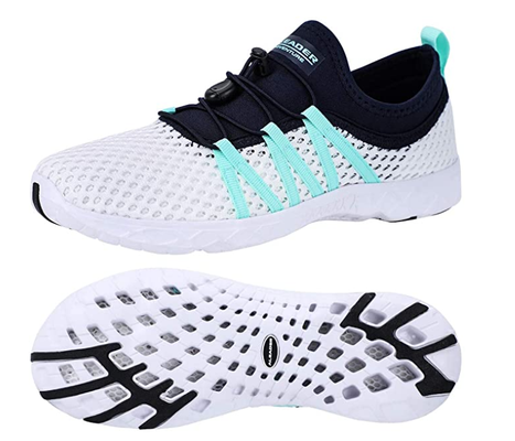 Navy/Aqua/White : NQ22 : $90 , Women's Sizes