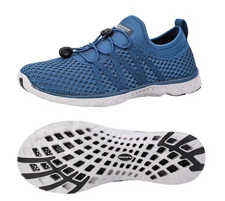 Blue/Grey : Style NQ22 :  Mens Sizes : $95
