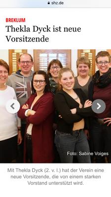 Foto 2 - Vorstand (es fehlen Kurt Matthes u. Arno Hansen)