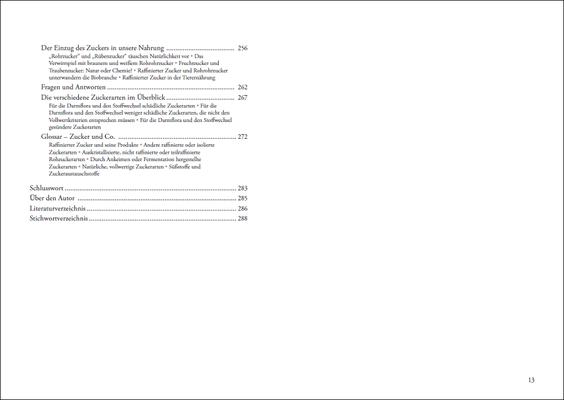 Die Grundregeln der Methusalem-Ernährung, Inhalt: Seite 12, © ANEWIS Verlag