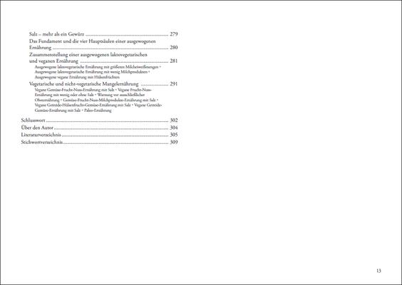 Die Nährstoff-Geheimnisse der Methusalem-Ernährung, Inhalt: Seite 12, © ANEWIS Verlag