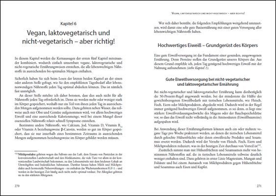 Die Nährstoff-Geheimnisse der Methusalem-Ernährung, Leseprobe: Seiten 270-271, © ANEWIS Verlag