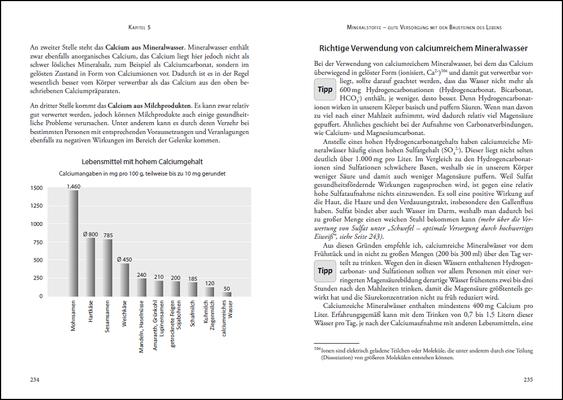 Die Nährstoff-Geheimnisse der Methusalem-Ernährung, Leseprobe: Seiten 234-235, © ANEWIS Verlag