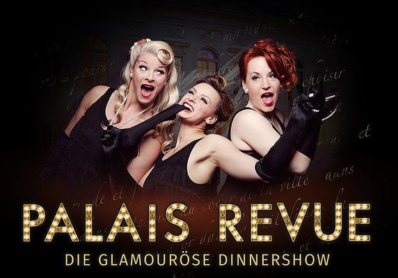 Palais Revue - Kurländer Palais Dresden