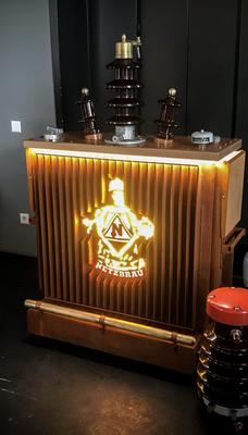 Bier-Schankanlage / Zapf-Trafo
