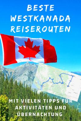 Geschenkideen Kanada Reise für den Abschied