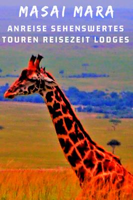 Amboseli Nationalpark Tiere
