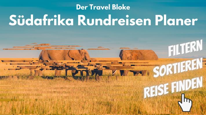 Südafrika Reisetipps Rundreise finden