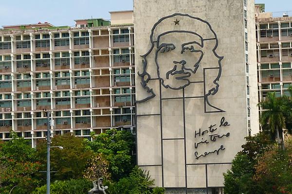 Kuba Reise 2018 Havanna Fidel Castro